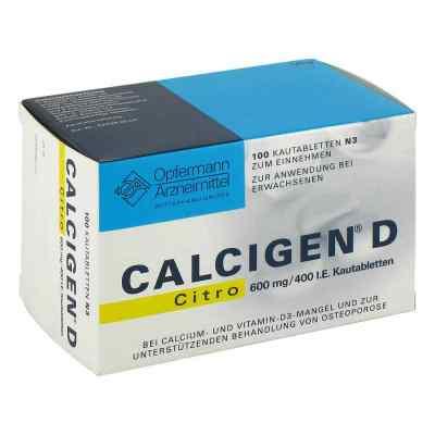 CALCIGEN D Citro 600mg/400 internationale Einheiten  bei deutscheinternetapotheke.de bestellen