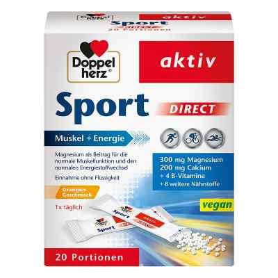 Doppelherz Sport direct Vitamine+mineralien  bei deutscheinternetapotheke.de bestellen