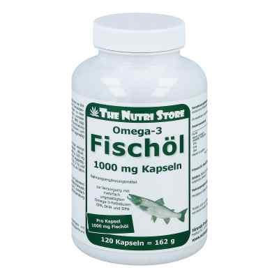 Omega 3 Fischöl 1000 mg Kapseln  bei deutscheinternetapotheke.de bestellen