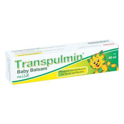 Transpulmin Baby Balsam mild  bei deutscheinternetapotheke.de bestellen