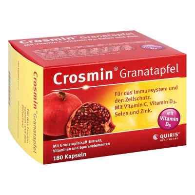 Crosmin Granatapfel Kapseln  bei deutscheinternetapotheke.de bestellen
