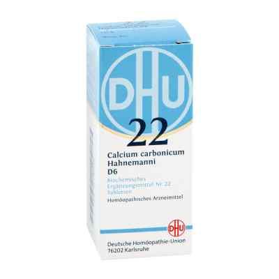 Biochemie Dhu 22 Calcium carbonicum D6 Tabletten  bei deutscheinternetapotheke.de bestellen