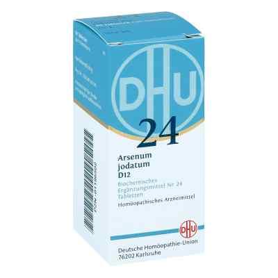 Biochemie Dhu 24 Arsenum jodatum D12 Tabletten  bei deutscheinternetapotheke.de bestellen