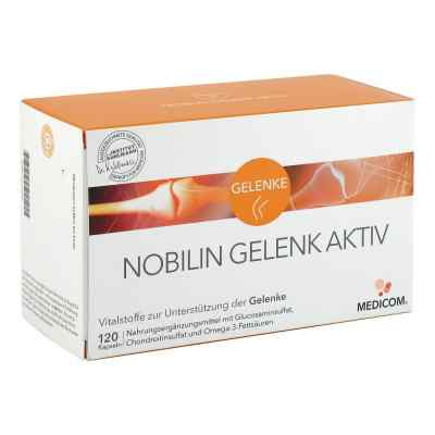 Nobilin Gelenk Kapseln  bei deutscheinternetapotheke.de bestellen