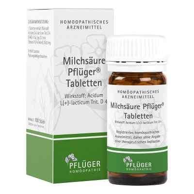Milchsäure Pflüger Tabletten  bei deutscheinternetapotheke.de bestellen