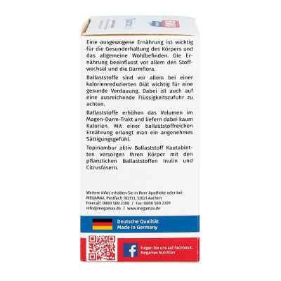 Topinambur Aktiv Megamax Kautabletten  bei deutscheinternetapotheke.de bestellen
