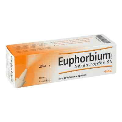 Euphorbium Compositum Nasentr.sn Nasendosierspray  bei deutscheinternetapotheke.de bestellen
