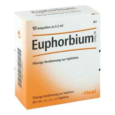 Euphorbium Compositum Sn Ampullen  bei deutscheinternetapotheke.de bestellen