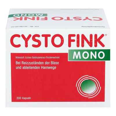 CYSTO FINK MONO  bei deutscheinternetapotheke.de bestellen