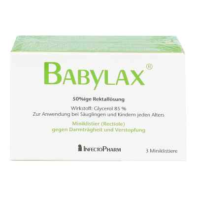 Babylax  bei deutscheinternetapotheke.de bestellen