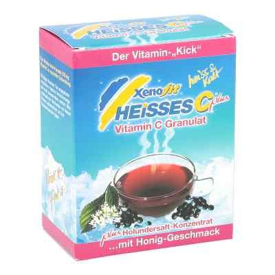Xenofit Heisses C plus Holunderextrakt Beutel  bei deutscheinternetapotheke.de bestellen