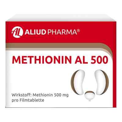 Methionin Al 500 Filmtabletten  bei deutscheinternetapotheke.de bestellen