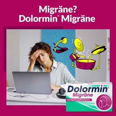 Dolormin Migräne  bei deutscheinternetapotheke.de bestellen