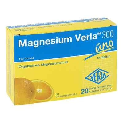 Magnesium Verla 300 Beutel Granulat  bei deutscheinternetapotheke.de bestellen