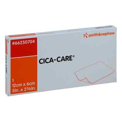 Cica Care 6x12cm dünne Silikongelplat.z.narbenbe.  bei deutscheinternetapotheke.de bestellen