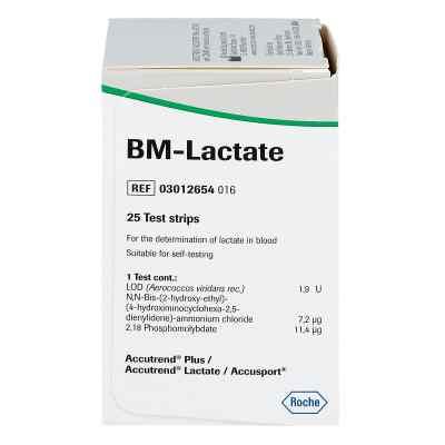 Bm Test Lactate Teststreifen  bei deutscheinternetapotheke.de bestellen