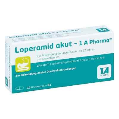 Loperamid akut-1A Pharma  bei deutscheinternetapotheke.de bestellen