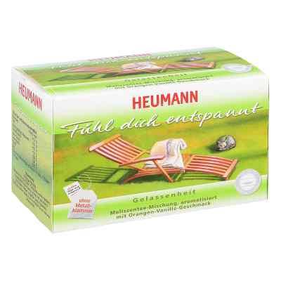 Heumann Tee fühl dich entspannt Beutel   bei deutscheinternetapotheke.de bestellen