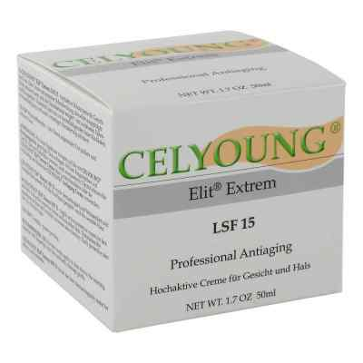 Celyoung Elit Extrem Creme Lsf 15  bei deutscheinternetapotheke.de bestellen