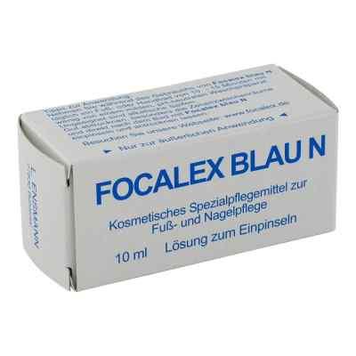 Focalex blau Tinktur  bei deutscheinternetapotheke.de bestellen