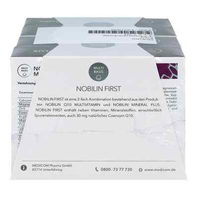 Nobilin First Kombipackung Kapseln  bei deutscheinternetapotheke.de bestellen