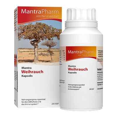 Mantra Weihrauch Kapseln Vitamin E Zink und Selen  bei deutscheinternetapotheke.de bestellen