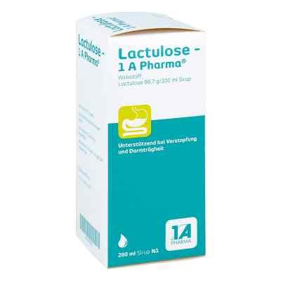 Lactulose-1A Pharma  bei deutscheinternetapotheke.de bestellen