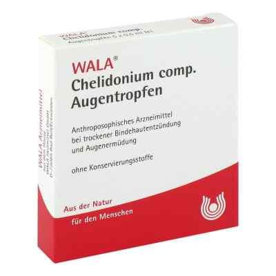 Chelidonium Comp Augentropfen  bei deutscheinternetapotheke.de bestellen