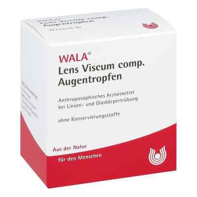 Lens Viscum compositus  Augentropfen  bei deutscheinternetapotheke.de bestellen