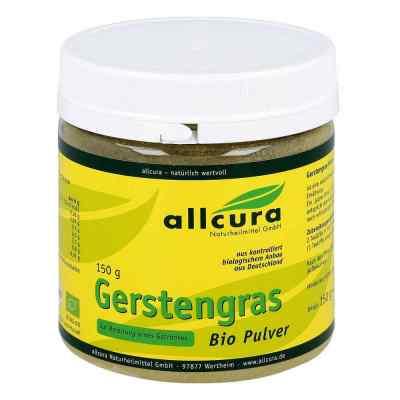 Gerstengras Pulver kbA  bei deutscheinternetapotheke.de bestellen