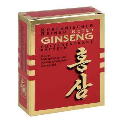 Koreanischer Reiner Roter Ginseng Pulverextrakt  bei deutscheinternetapotheke.de bestellen