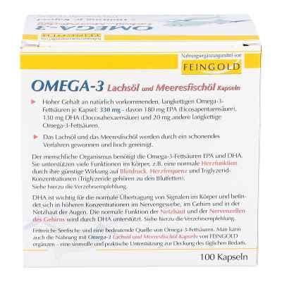 Omega 3 Lachsöl und Meeresfischöl Kapseln  bei deutscheinternetapotheke.de bestellen