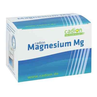 Cadion Magnesium Mg Granulat Beutel  bei deutscheinternetapotheke.de bestellen