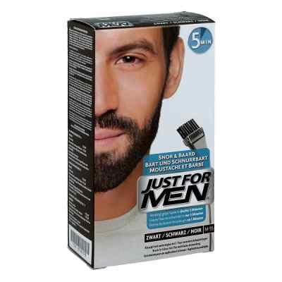 Just for men Brush in Color Gel schwarz  bei deutscheinternetapotheke.de bestellen
