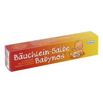 Bäuchlein Salbe Babynos  bei deutscheinternetapotheke.de bestellen