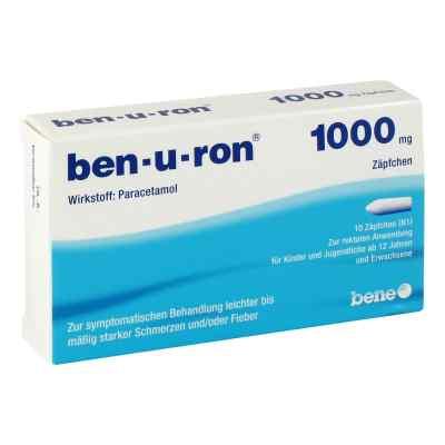 Ben-u-ron 1000mg  bei deutscheinternetapotheke.de bestellen