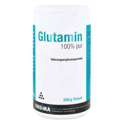 Glutamin 100% Pur Pulver  bei deutscheinternetapotheke.de bestellen