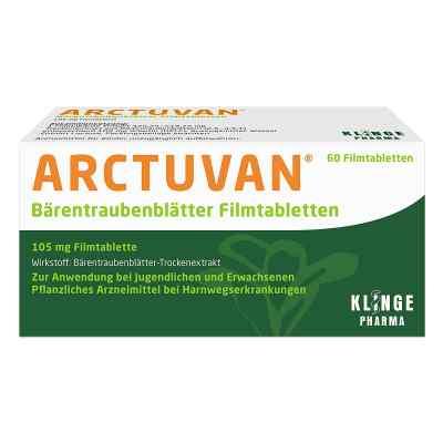 ARCTUVAN Bärentraubenblätter  bei deutscheinternetapotheke.de bestellen