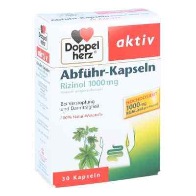 Doppelherz Abführ-Kapseln Rizinol 1000mg  bei deutscheinternetapotheke.de bestellen
