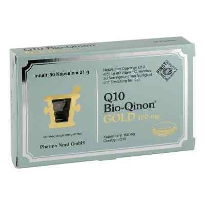 Q10 Bio Qinon Gold 100 mg Kapseln  bei deutscheinternetapotheke.de bestellen