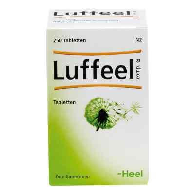 Luffeel compositus Tabletten  bei deutscheinternetapotheke.de bestellen