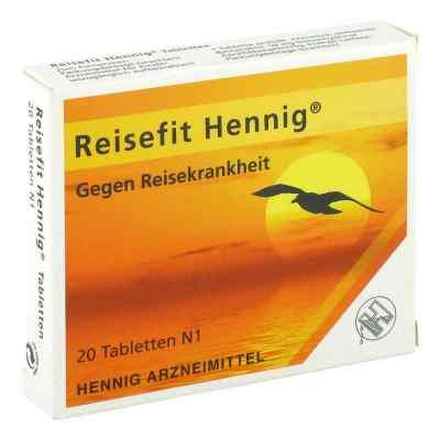Reisefit Hennig 50mg  bei deutscheinternetapotheke.de bestellen
