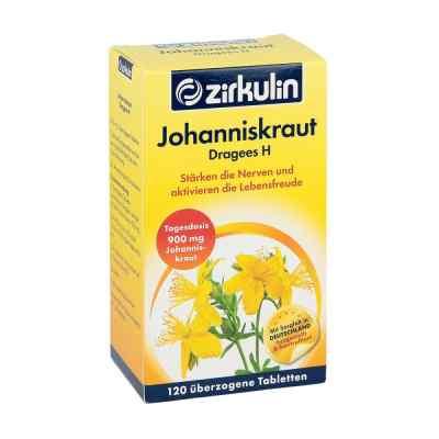 Johanniskraut Dragees H  bei deutscheinternetapotheke.de bestellen
