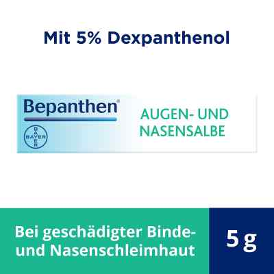 Bepanthen Augen- und Nasensalbe  bei deutscheinternetapotheke.de bestellen