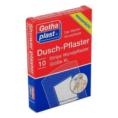Gothaplast Duschpflaster Xl 48x70 mm  bei deutscheinternetapotheke.de bestellen