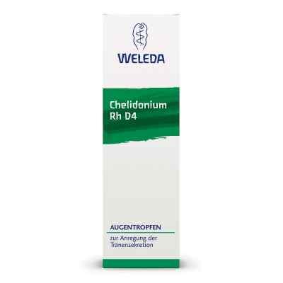 Chelidonium Augentropfen Rh D4  bei deutscheinternetapotheke.de bestellen