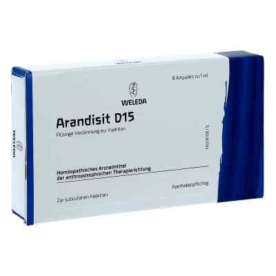 Arandisit D15 Ampullen  bei deutscheinternetapotheke.de bestellen