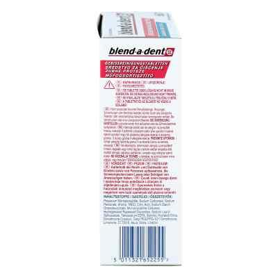 Blend A Dent Reinigungs Tabs langanhalt.Frische  bei deutscheinternetapotheke.de bestellen
