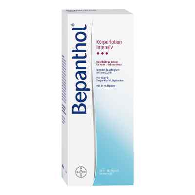 Bepanthol Intensiv Körperlotion Spenderflasche  bei deutscheinternetapotheke.de bestellen
