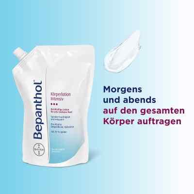 Bepanthol Intensiv Körperlotion Nachfüllbtl.  bei deutscheinternetapotheke.de bestellen